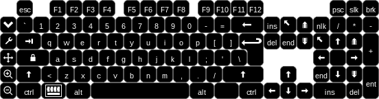 Florence Virtual Keyboard